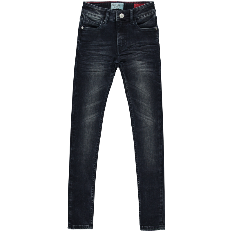 Cars Jeans Girls Analeigh Skinny Fit Dark Used