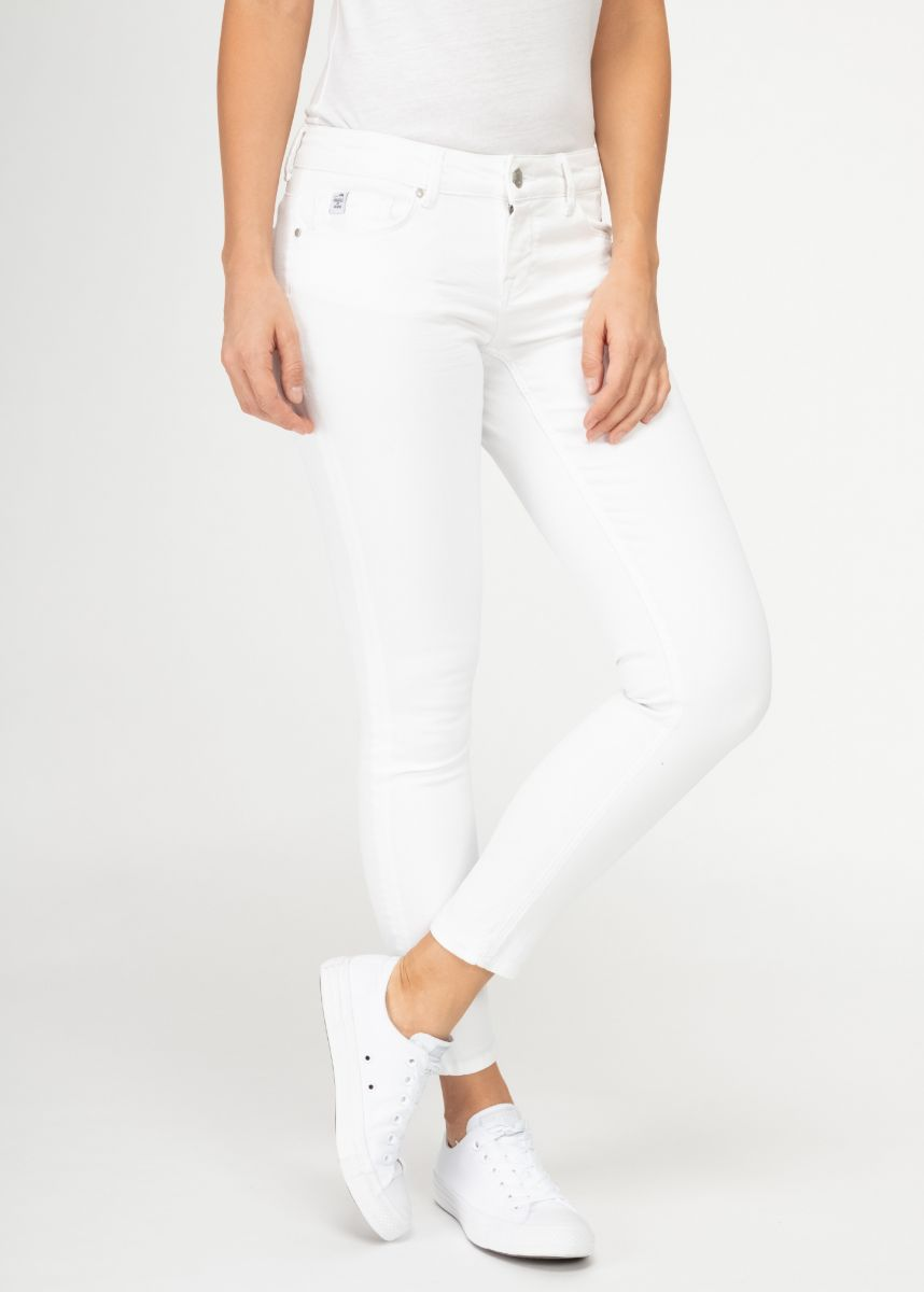 Miracle of Denim SINA Skinny Fit witte jeans