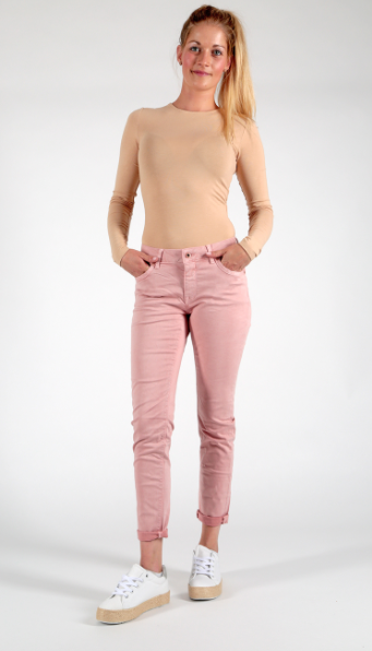 Miracle Of Denim Jeans Sabrina Soft Rose